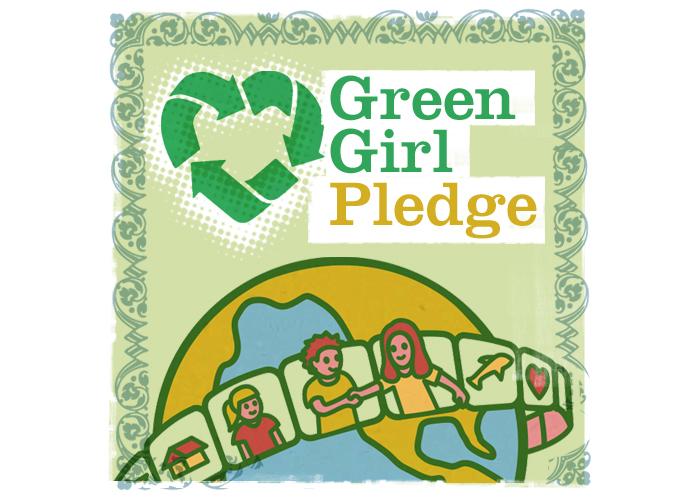 Girls Gone Green