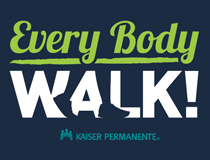 Every Body Walk!